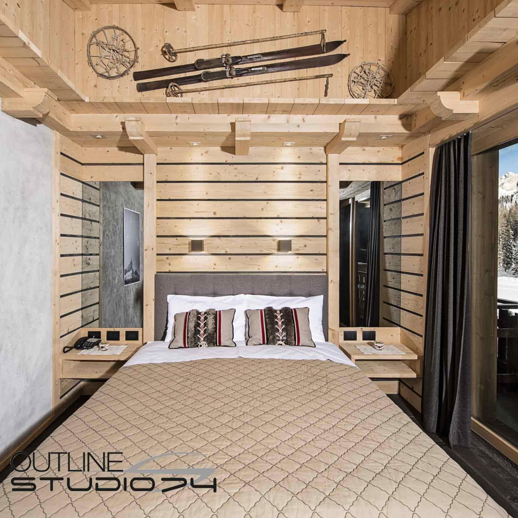 Chalet Lago Antorno - Misurina - Outline Studio 74