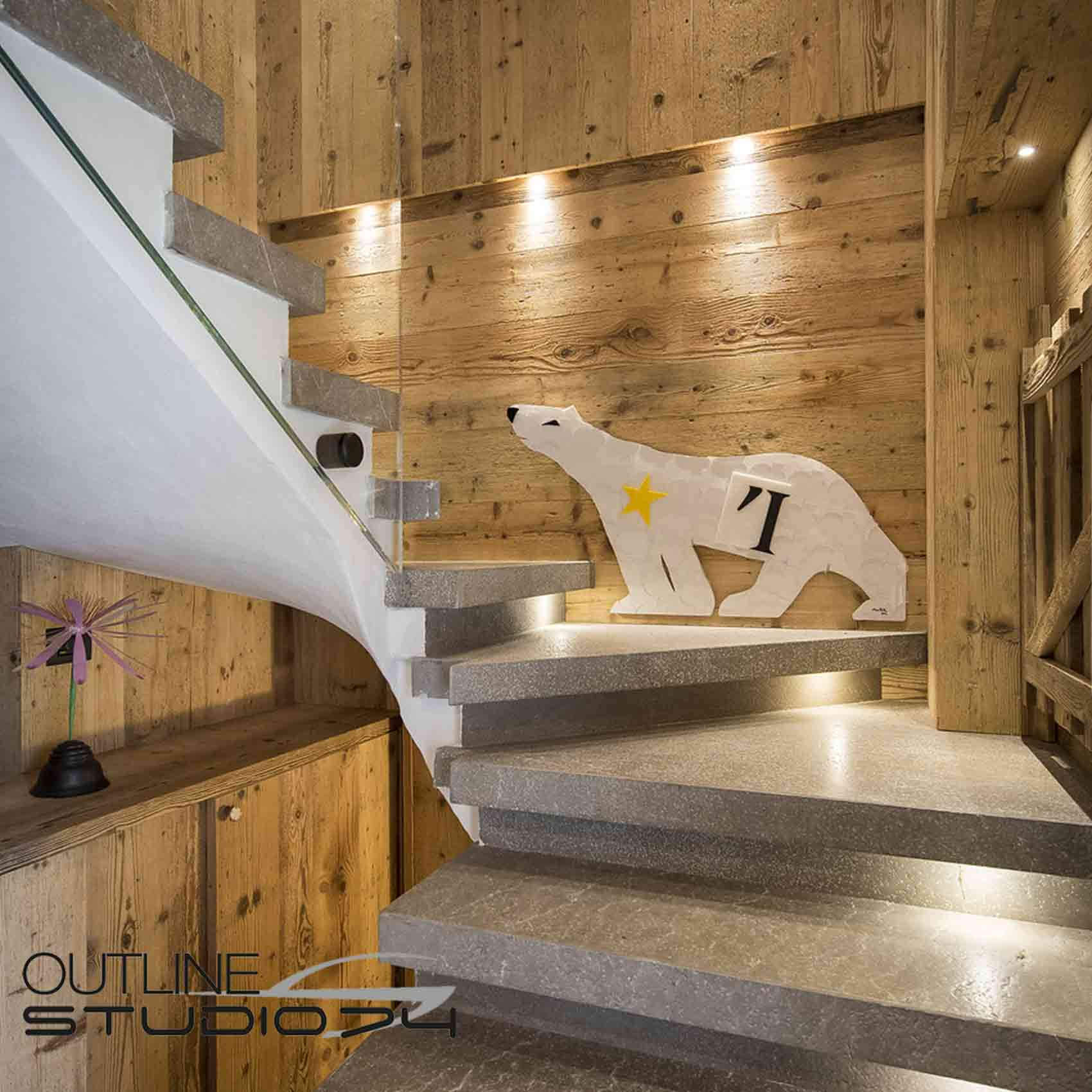 Casa a Cortina - Outline Studio 74