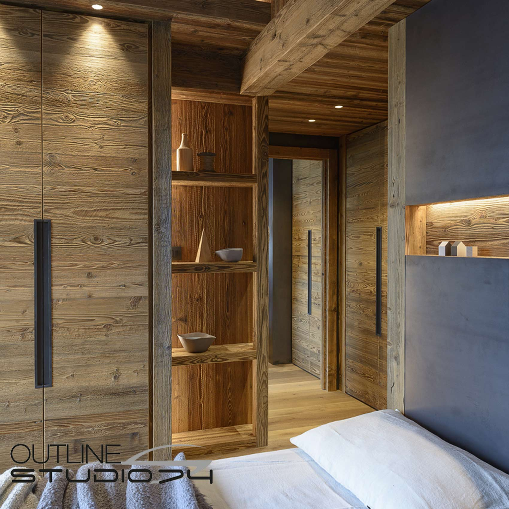 Casa a Cortina - Outline Studio 74